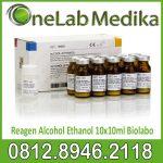 Reagen Alcohol Ethanol 10x10ml Biolabo