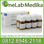 Reagen Biolabo ALT GPT (IFCC) Single Vial 20x10ml
