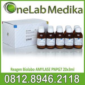Reagen Biolabo AMYLASE PNPG7 20x3ml