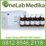 Reagen Biolabo AMYLASE PNPG7 8x20ml