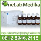 Reagen Biolabo AST GOT (IFCC) Single Vial 6x200ml
