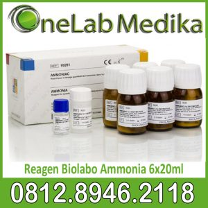 Reagen Biolabo Ammonia 6x20ml