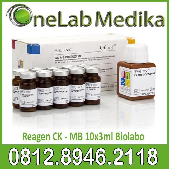Reagen CK - MB 10x3ml Biolabo