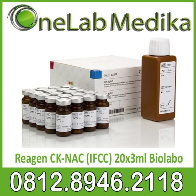 Reagen CK-NAC (IFCC) 20x3ml Biolabo