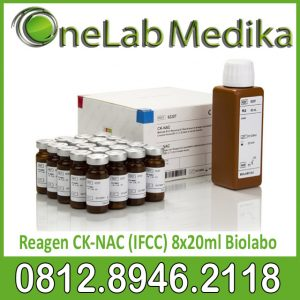 Reagen Biolabo CK-NAC (IFCC) 8x20ml