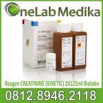 Reagen CREATININE (KINETIC) 2X125ml Biolabo