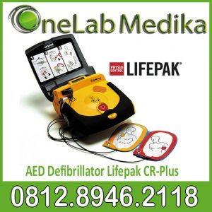 AED Defibrillator Lifepak CR-Plus