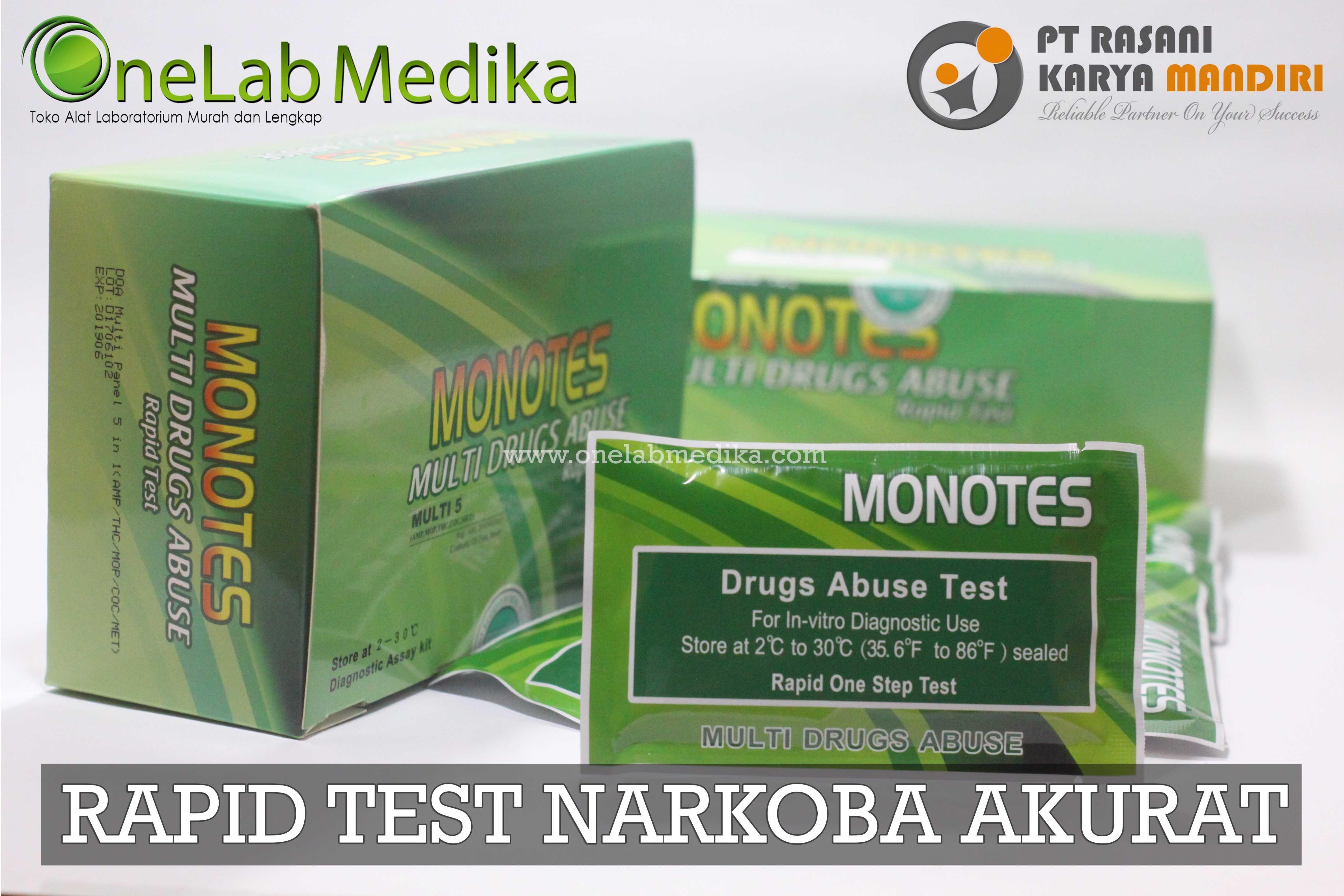 Toko Jual Rapid Test Murah Akurat Onelab Medika Alat Strip Tes Narkoba Thc Ganja Marijuana Device Merk Abon Hbsag Harga