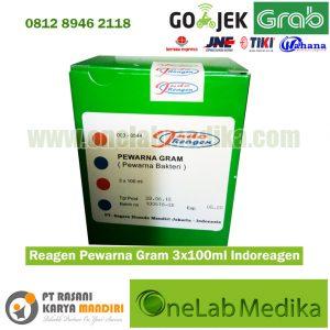 Reagen Pewarna Gram 3x100ml Indoreagen