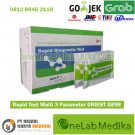 Rapid Test Narkoba Multi 3 Parameter ORIENT GENE