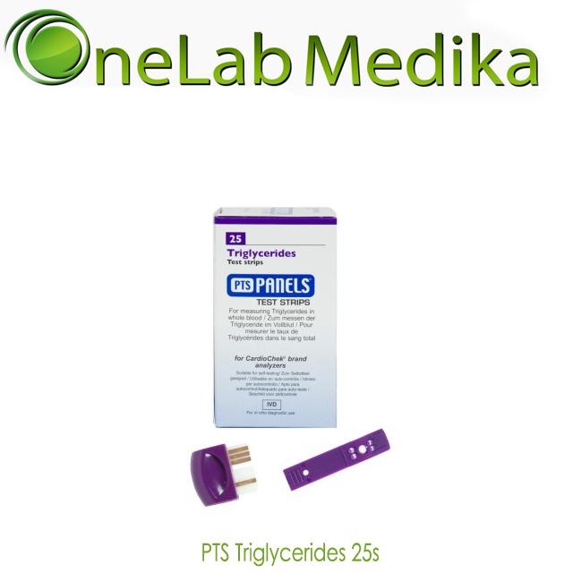 PTS Triglycerides 25s
