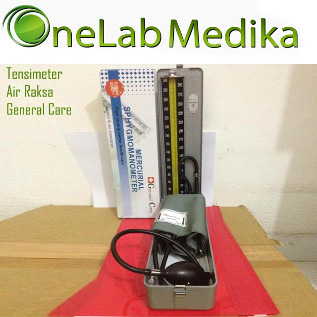 Tensi Meter Air Raksa General Care